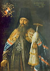 Архиепископ Московский Амвросий (Зертис-Каменский, 1708-1771)